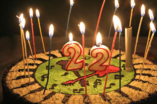 22ndbirthday