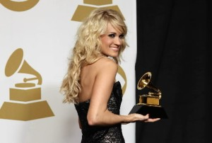 carrie-underwood-grammys-2013-press-room-ap
